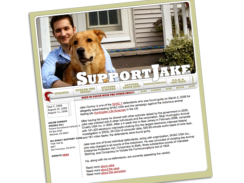 SupportJake.org